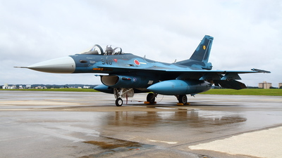 63-8540 - Mitsubishi F-2A - Japan - Air Self Defence Force (JASDF)
