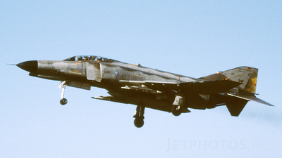 37-34 - McDonnell Douglas F-4F Phantom II - Germany - Air Force