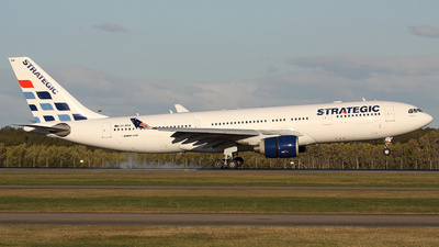 VH-SSA - Airbus A330-223 - Strategic Airlines