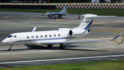 B-56789 - Gulfstream G650ER - Private