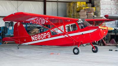 N680PS - American Champion 7EC Explorer - Private