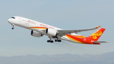 B-LGB - Airbus A350-941 - Hong Kong Airlines