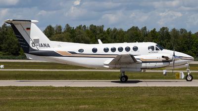 D-IANA - Beechcraft 200 Super King Air - Dix Aviation
