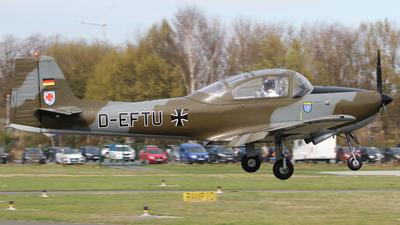D-EFTU - Piaggio P-149D - Private