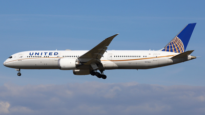 A picture of N27964 - Boeing 7879 Dreamliner - United Airlines - © Daniel Klein