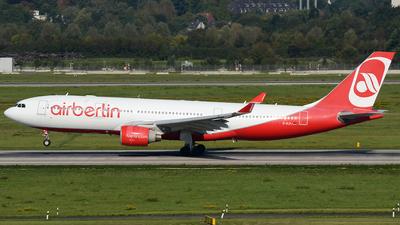 D-ALPJ - Airbus A330-223 - Air Berlin