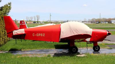 C-GPBZ - Zenair Zenith CH200 - Private