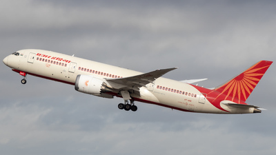 A picture of VTANE - Boeing 7878 Dreamliner - Air India - © Egccarchie