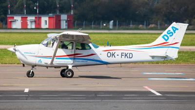 OK-FKD - Cessna 172M Skyhawk - Delta System-Air