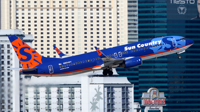 N804SY - Boeing 737-8Q8 - Sun Country Airlines