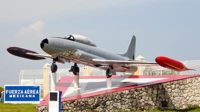4019 - Lockheed T-33A Shooting Star - Mexico - Air Force