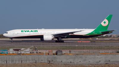 A picture of B16711 - Boeing 77735E(ER) - EVA Air - © HHD0221