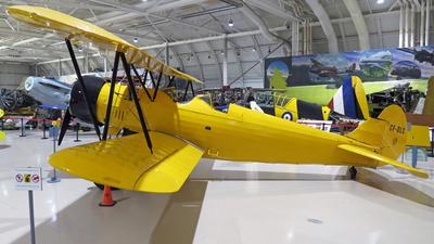 CF-DLC - Fleet Model 21K - Canadian Warplane Heritage Museum