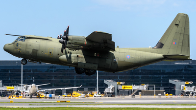 ZH888 - Lockheed Martin Hercules C.5 - United Kingdom - Royal Air Force (RAF)