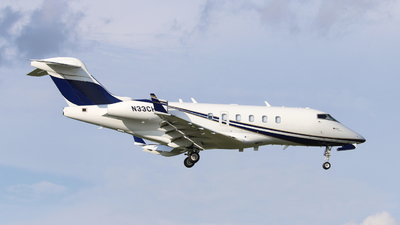 N33CH - Bombardier BD-100-1A10 Challenger 300 - Private