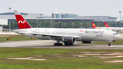 A picture of VPBJJ - Boeing 7772Q8(ER) - Nordwind Airlines - © Lywings