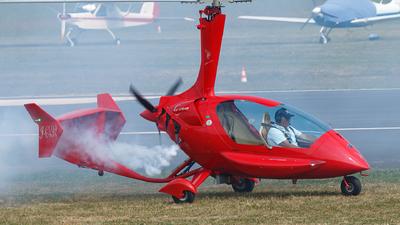 I-C492 - Ultralight Aircraft Ela G10 Eclipse - Private