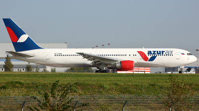 A picture of RA73030 - Boeing 7673Q8(ER) - Azur Air - © FlyPete