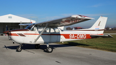 9A-DMG - Cessna 172N Skyhawk II - Private