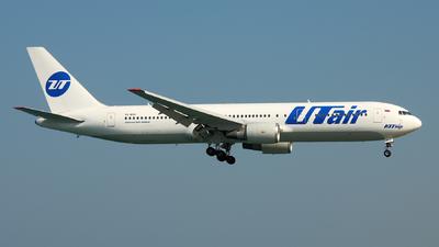 VQ-BSX - Boeing 767-306(ER) - UTair Aviation
