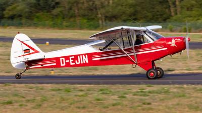 D-EJIN - Piper J-3C-90 Cub - Private
