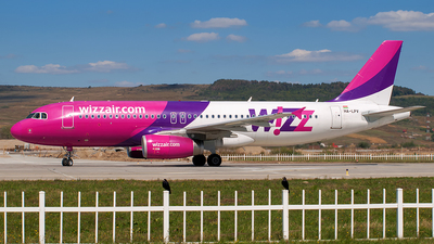 HA-LPV - Airbus A320-232 - Wizz Air