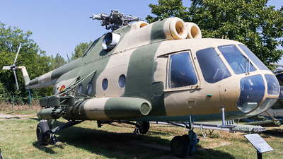 05 - Mil Mi-8T Hip - Romania - Air Force