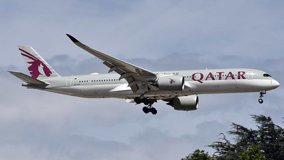 A7-ALR - Airbus A350-941 - Qatar Airways