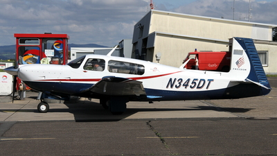 N345DT - Mooney M20R Ovation - Private