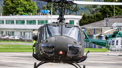 PNC-0707 - Bell UH-1H Iroquois - Colombia - Police