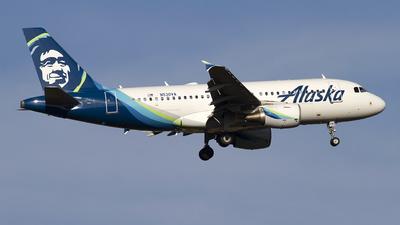 N530VA - Airbus A319-112 - Alaska Airlines