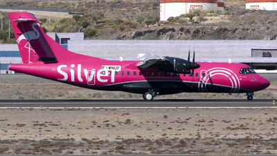 F-WNUF - ATR 42-600 - Silver Airways