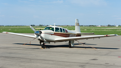 N9264V - Mooney M20F Executive 21 - Private
