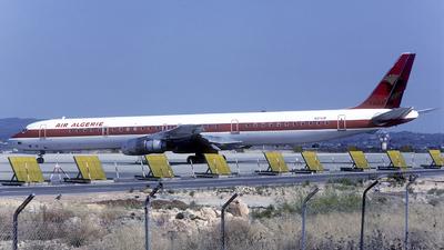N21UA - Douglas DC-8-61 - Air Algérie