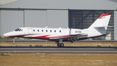 N17EE - Cessna 680 Citation Sovereign Plus - Private