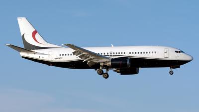 A picture of 9HMTF - Boeing 737329 - MalethAero - © Davide Mascheroni