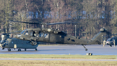 93-26509 - Sikorsky UH-60L Blackhawk - United States - US Army