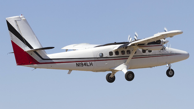 N194LH - De Havilland Canada DHC-6-300 Twin Otter - Skydive Arizona