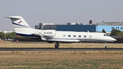 B-8293 - Gulfstream G450 - Deer Jet