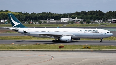 B-HLF - Airbus A330-342 - Cathay Pacific Airways