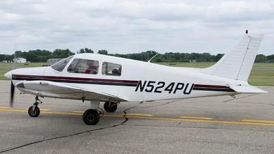 N524PU - Piper PA-28-161 Cadet - Private