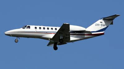 OH-SWI - Cessna 525A CitationJet 2 Plus - Scanwings