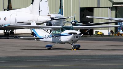 G-BAHX - Cessna 182P Skylane - Private