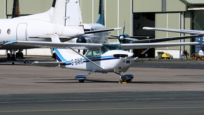 A picture of GBAHX - Cessna 182P Skylane - [18261588] - © DarrenWilson