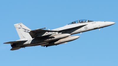 A44-204 - Boeing F/A-18F Super Hornet - Australia - Royal Australian Air Force (RAAF)