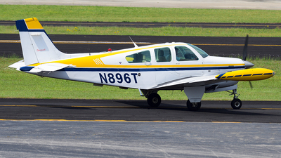 N896T - Beechcraft E33A Bonanza - Private