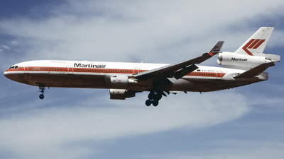 PH-MCS - McDonnell Douglas MD-11 - Martinair