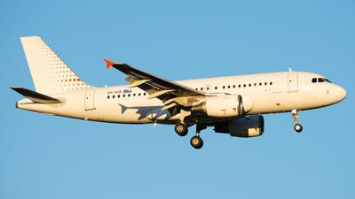 VH-VHD - Airbus A319-115(LR) - Skytraders