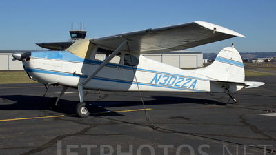 N3022A - Cessna 170B - Private