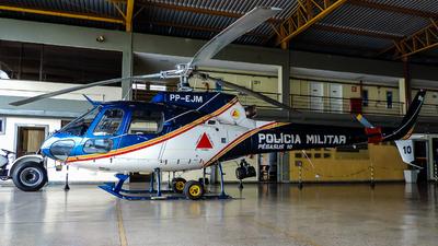 PP-EJM - Helibrás AS-350B2 Esquilo - Brazil - Military Police